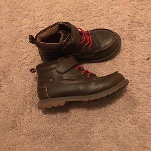 Boys Boots size 12 OshKosh